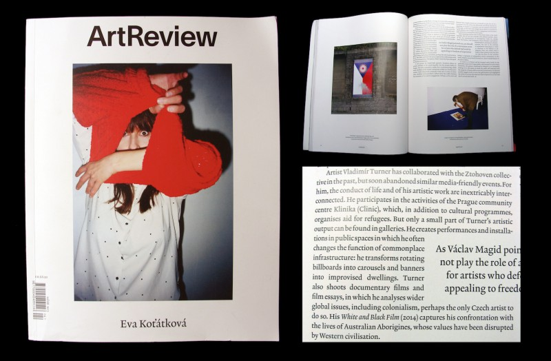 Artreview_ How to act_small