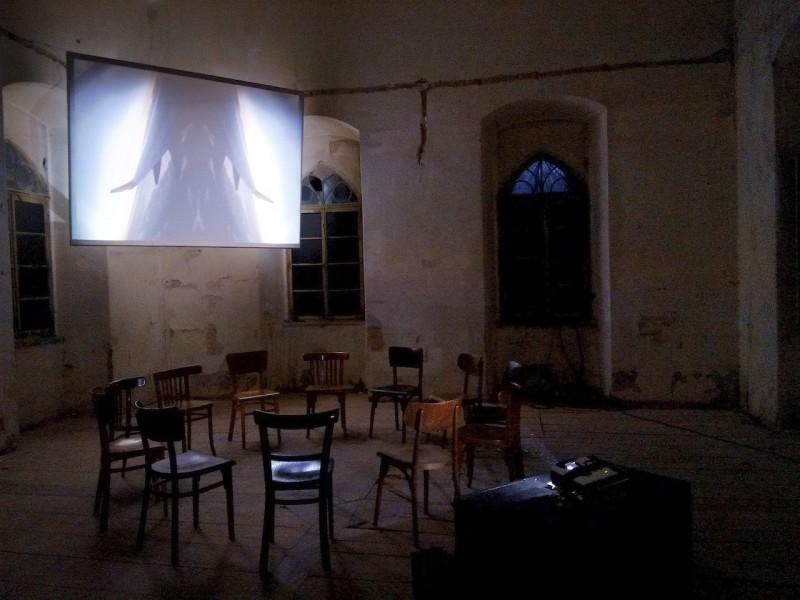 FLOW installation at Povaleč festival_1_small
